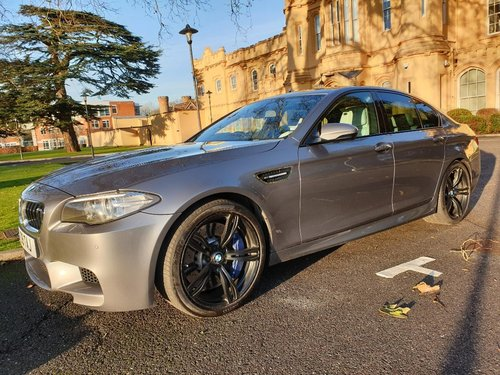 2014 BMW M5 Saloon DCT  For Sale (picture 2 of 5)
