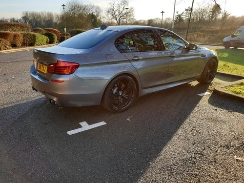 2014 BMW M5 Saloon DCT  For Sale (picture 3 of 5)
