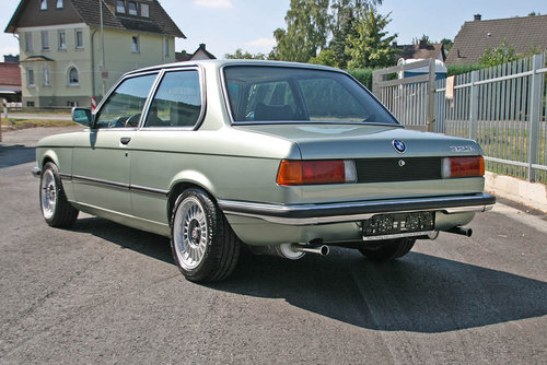 1982 BMW 323 i e21 For Sale (picture 3 of 6)