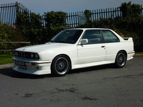 1987 BMW M3 in excellent condition For Sale (picture 1 of 6)