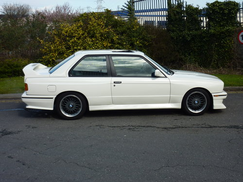1987 BMW M3 in excellent condition For Sale (picture 2 of 6)