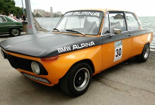 BMW 2002 For Sale >> Bmw 2002 Alpina Replica 11 1975 For Sale Car And Classic