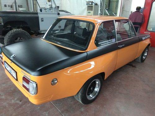 BMW 2002 Alpina replica (11/1975) For Sale (picture 4 of 6)