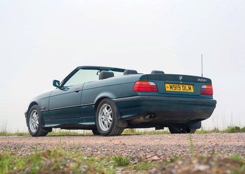 1995 BMW 328i Convertible SOLD by Auction (picture 6 of 6)
