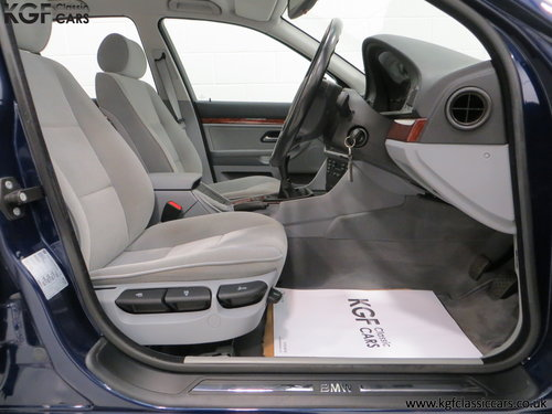 1996 An Outstanding BMW E39 523i SE with One Owner, 32,647 Miles SOLD (picture 6 of 6)