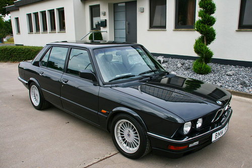 1987 BMW M 5 e 28 For Sale (picture 1 of 6)