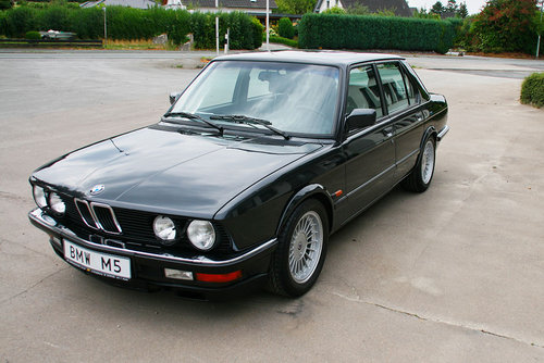 1987 BMW M 5 e 28 For Sale (picture 2 of 6)