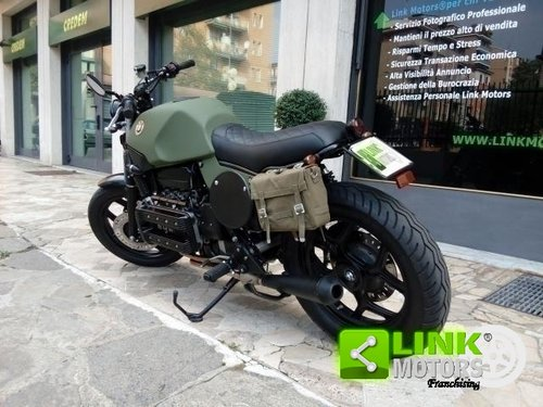 1984 K 100 Rs Cafè Racer For Sale Car And Classic