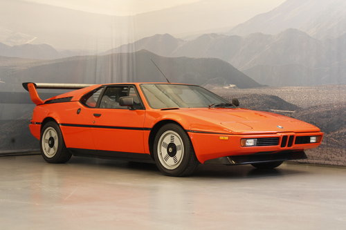 1980 BMW M1 - Collector's Car For Sale (picture 1 of 6)