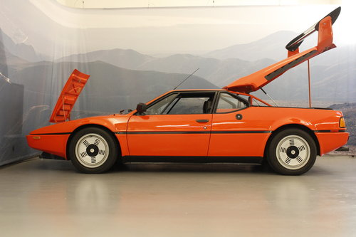 1980 BMW M1 - Collector's Car For Sale (picture 6 of 6)