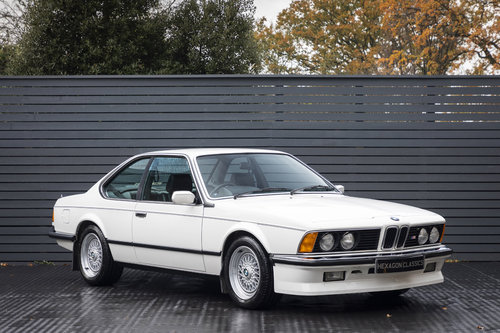 1985 BMW M635 CSi For Sale (picture 1 of 6)