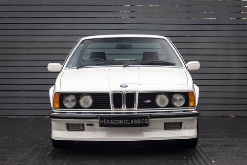1985 BMW M635 CSi For Sale (picture 3 of 6)