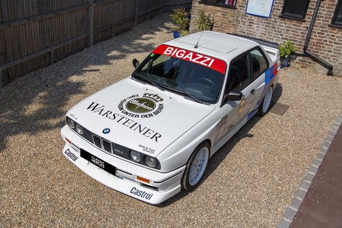 1987 BMW E30 M3 Competition Pack For Sale (picture 1 of 6)