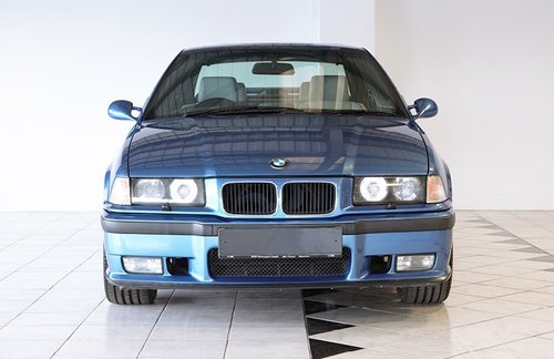1996 BMW M3 3.2 Evolution 4dr For Sale (picture 1 of 10)