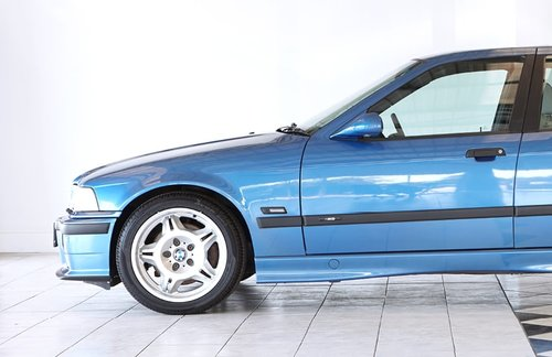 1996 BMW M3 3.2 Evolution 4dr For Sale (picture 6 of 6)