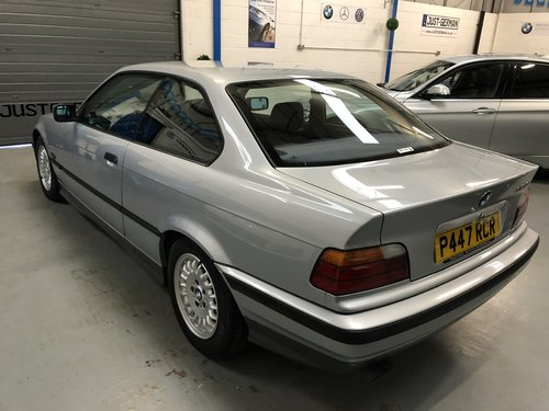 1996 BMW 3 SERIES E36 328i Auto Coupe **22k Miles** For Sale (picture 2 of 6)
