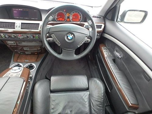 2004 BMW E65 7 SERIES 745i 4.4 V8 Auto Saloon *LOW MILEAGE* SOLD (picture 5 of 6)