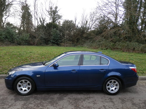 2004 BMW 525 Diesel SE.. Tiptronic Auto.. Bargain..  SOLD (picture 2 of 6)