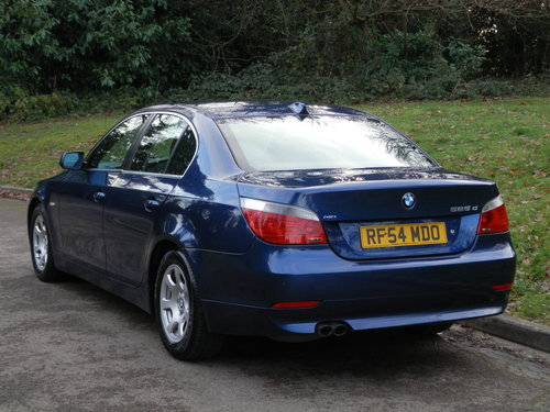 2004 BMW 525 Diesel SE.. Tiptronic Auto.. Bargain..  SOLD (picture 6 of 6)