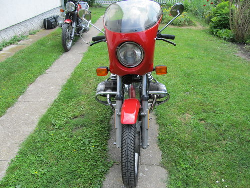 1981 BMW Type R45 Motocycle  For Sale (picture 3 of 6)