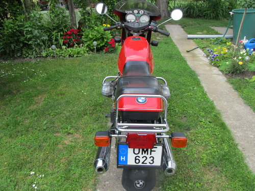 1981 BMW Type R45 Motocycle  For Sale (picture 4 of 6)