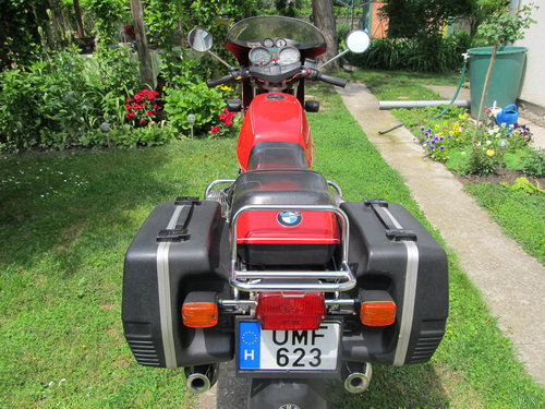 1981 BMW Type R45 Motocycle  For Sale (picture 5 of 6)