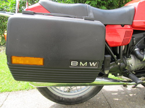 1981 BMW Type R45 Motocycle  For Sale (picture 6 of 6)