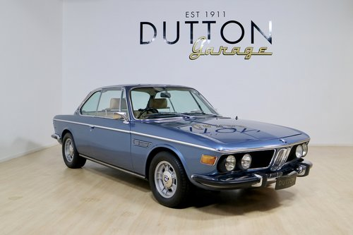 1972 BMW 3.0L CS E9 SOLD (picture 1 of 6)
