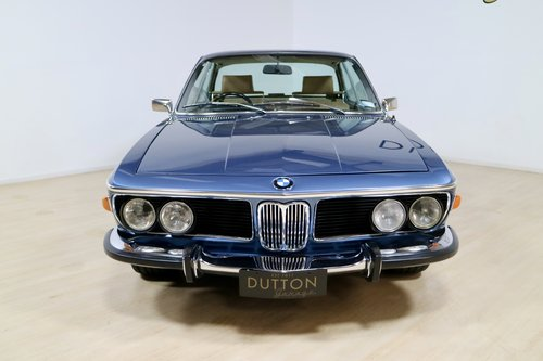 1972 BMW 3.0L CS E9 SOLD (picture 2 of 6)