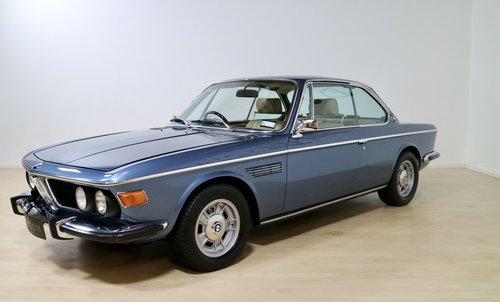 1972 BMW 3.0L CS E9 SOLD (picture 3 of 6)
