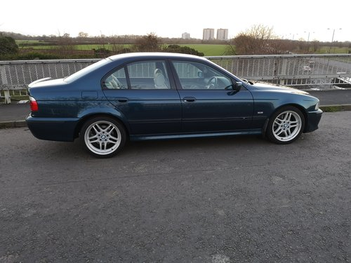 2003 BMW 530i M Sport SOLD (picture 3 of 4)