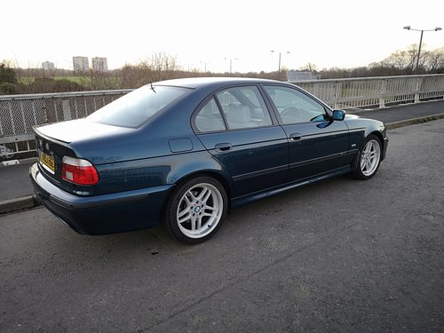 2003 BMW 530i M Sport SOLD (picture 4 of 4)