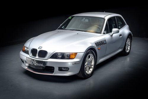 1999 BMW Z3 2.8 Coupe For Sale (picture 1 of 6)
