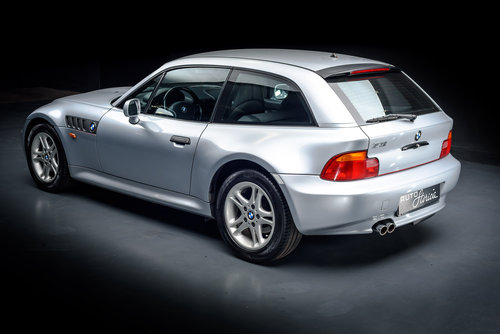 1999 BMW Z3 2.8 Coupe For Sale (picture 2 of 6)