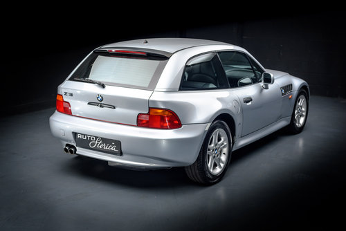 1999 BMW Z3 2.8 Coupe For Sale (picture 3 of 6)