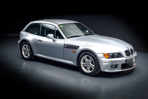 1999 BMW Z3 2.8 Coupe For Sale (picture 4 of 6)
