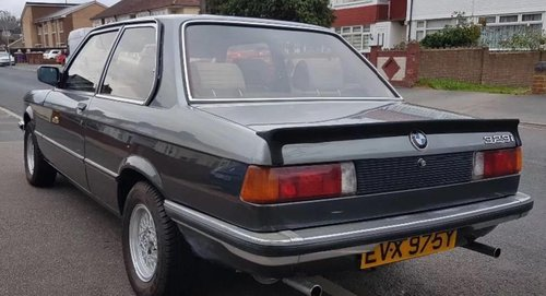1976 Bmw e21 323i limited edition 2 tone from factory For Sale (picture 2 of 5)