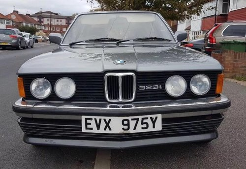 1976 Bmw e21 323i limited edition 2 tone from factory For Sale (picture 4 of 5)