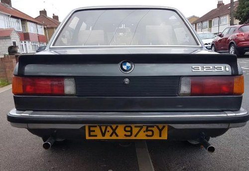 1976 Bmw e21 323i limited edition 2 tone from factory For Sale (picture 5 of 5)