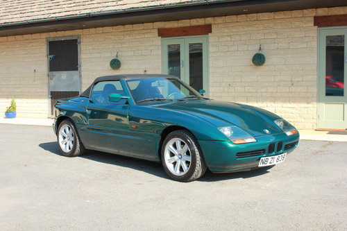 1989 BMW Z1 - 37,000 MILES BEST AVAILABLE - £42,950 For Sale (picture 1 of 12)