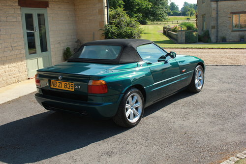 1989 BMW Z1 - 37,000 MILES BEST AVAILABLE - £42,950 For Sale (picture 2 of 12)