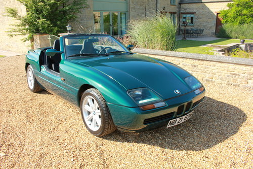 1989 BMW Z1 - 37,000 MILES BEST AVAILABLE - £42,950 For Sale (picture 3 of 12)
