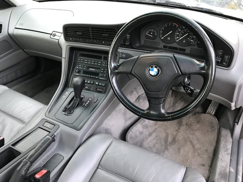 1996 BMW 4.4 840 Ci Coupe For Sale (picture 5 of 6)