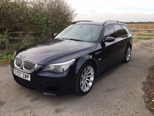 2007 BMW M5 TOURING For Sale (picture 1 of 8)