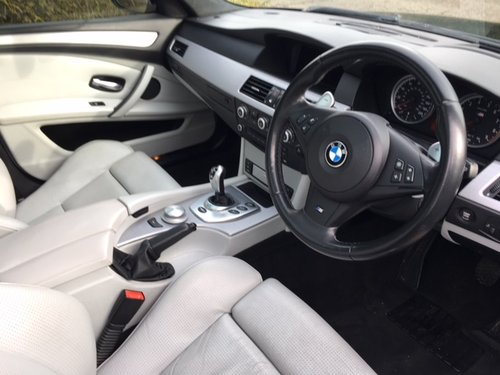 2007 BMW M5 TOURING For Sale (picture 4 of 8)