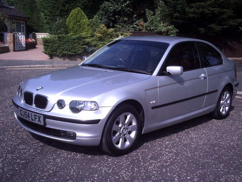 2004 BMW 3 series 316 Ti Se Compact 1800 auto' For Sale (picture 1 of 1)