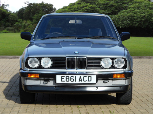1987 BMW E30 318i 2-door coupé (Automatic) For Sale (picture 1 of 6)