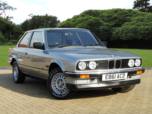 1987 BMW E30 318i 2-door coupé (Automatic) For Sale (picture 2 of 6)