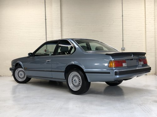 1988 BMW 635 CSI HIGHLINE E24  - RECENT RESTORATION SOLD (picture 2 of 6)