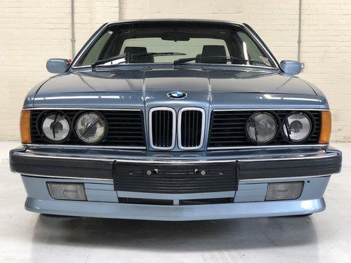 1988 BMW 635 CSI HIGHLINE E24  - RECENT RESTORATION SOLD (picture 4 of 6)